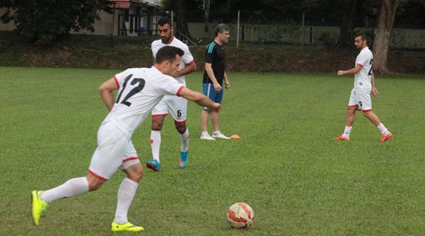 تدريبات المنتخب الوطني (2)