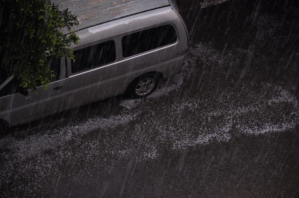 امطار في غزة