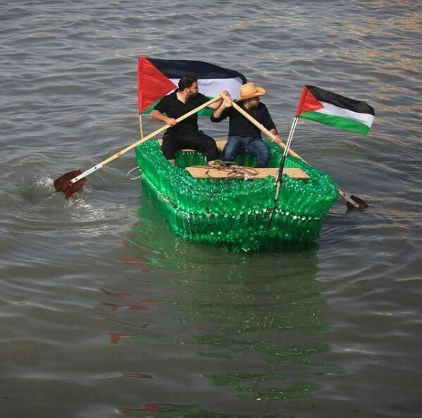 قارب القارورة 2