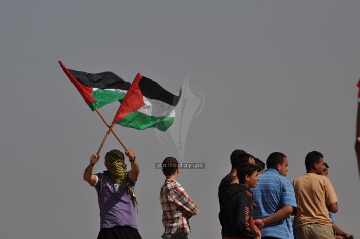 مواجهات على حدود غزة