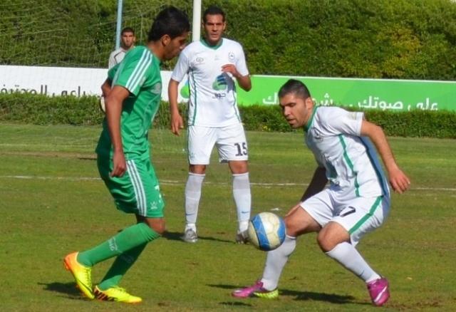 كأس غزة اتحاد الشجاعية والجمعية الإسلامية