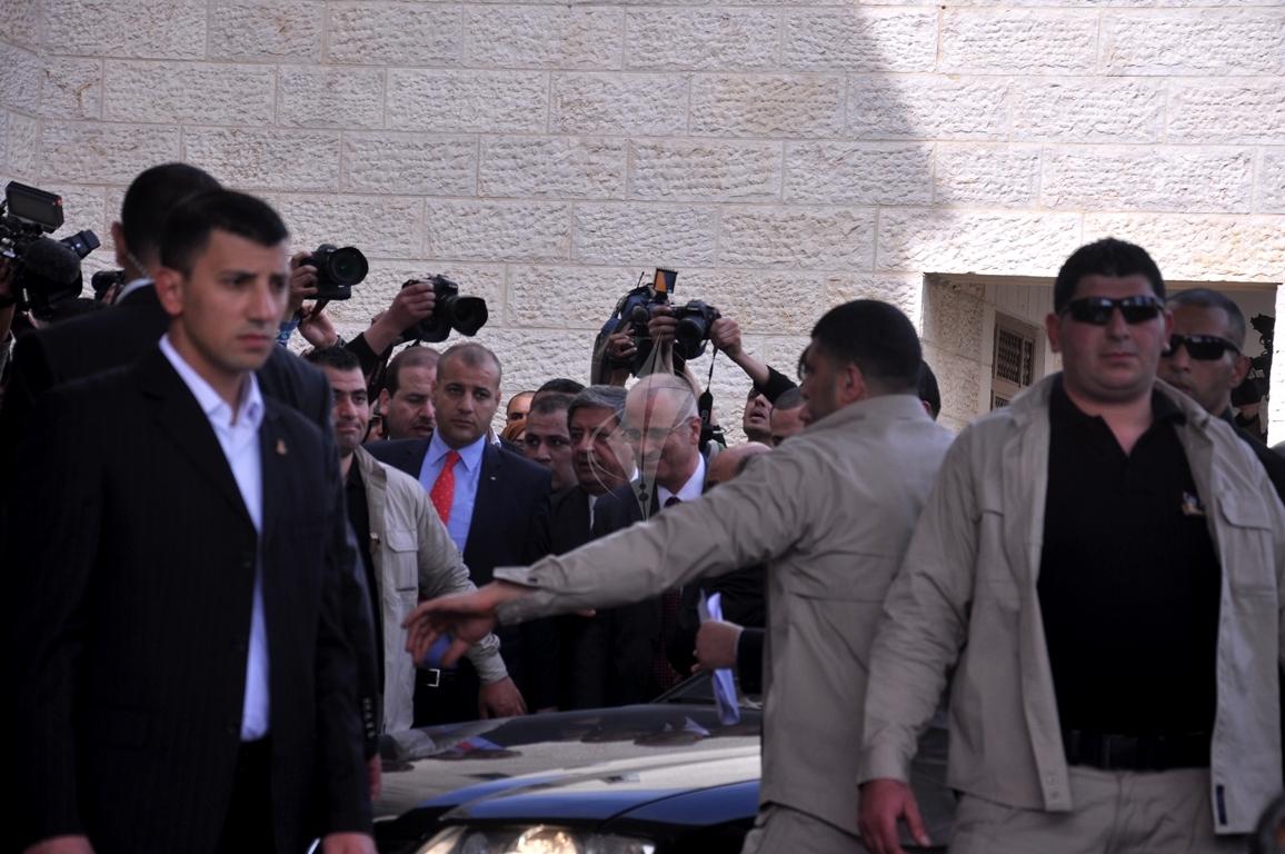 رئيس الوزراء رامى الحمدالله بغزة (271793305) 