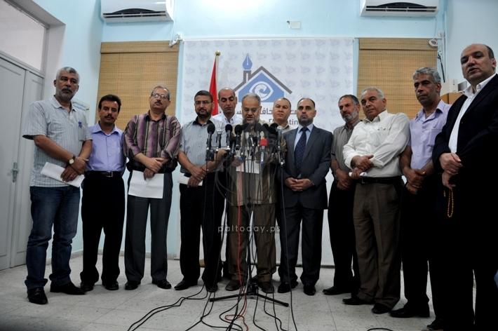 فصائل غزة