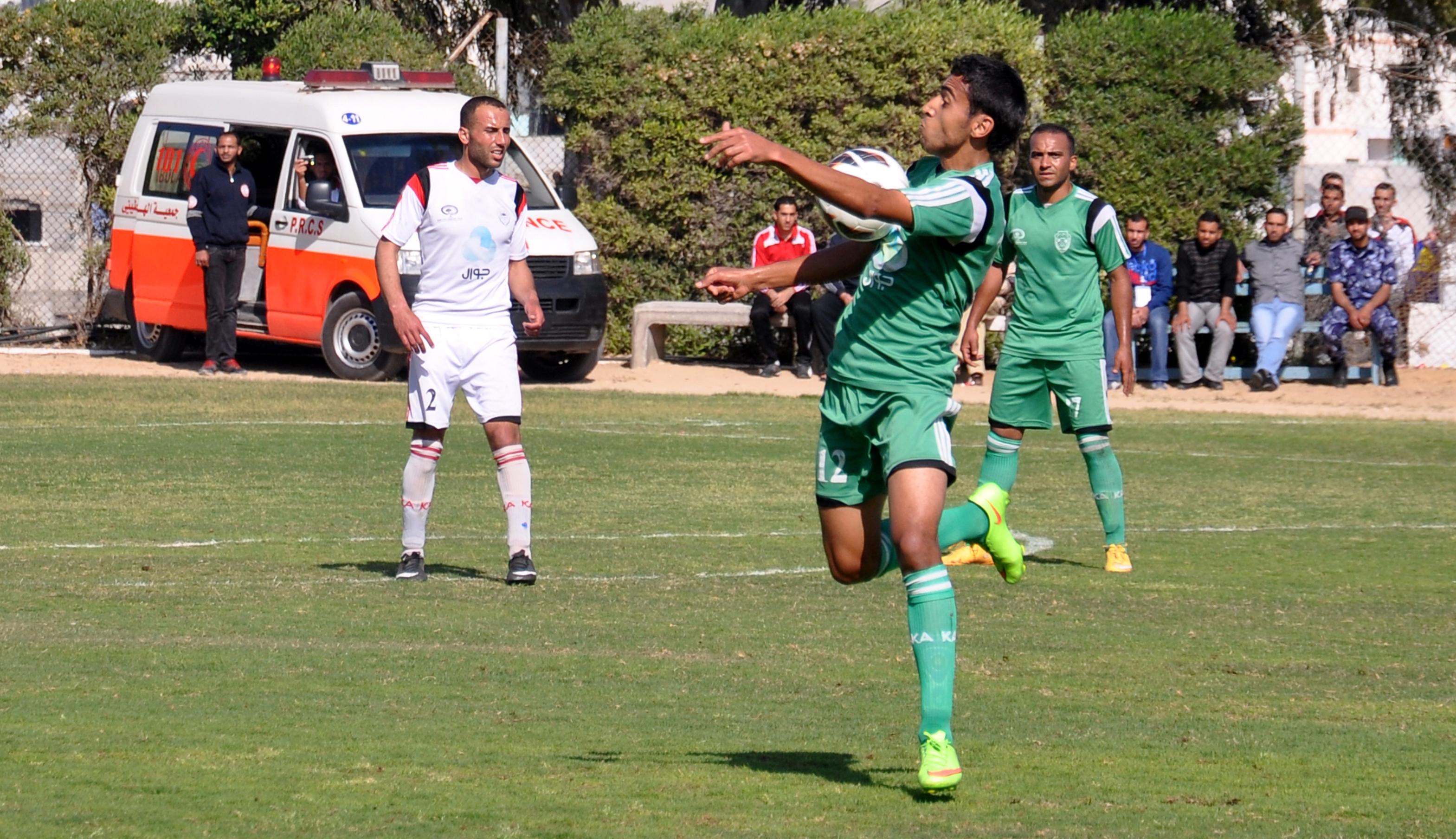 اتحاد الشجاعية وغزة الرياضي (4)