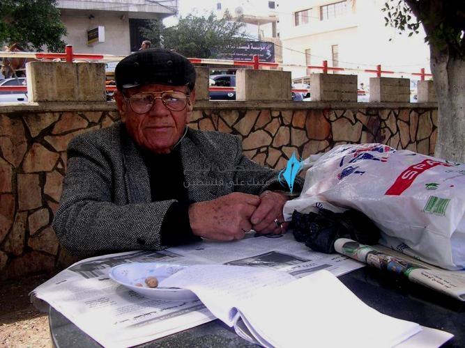 اللاجئ ابو داوود شلبية
