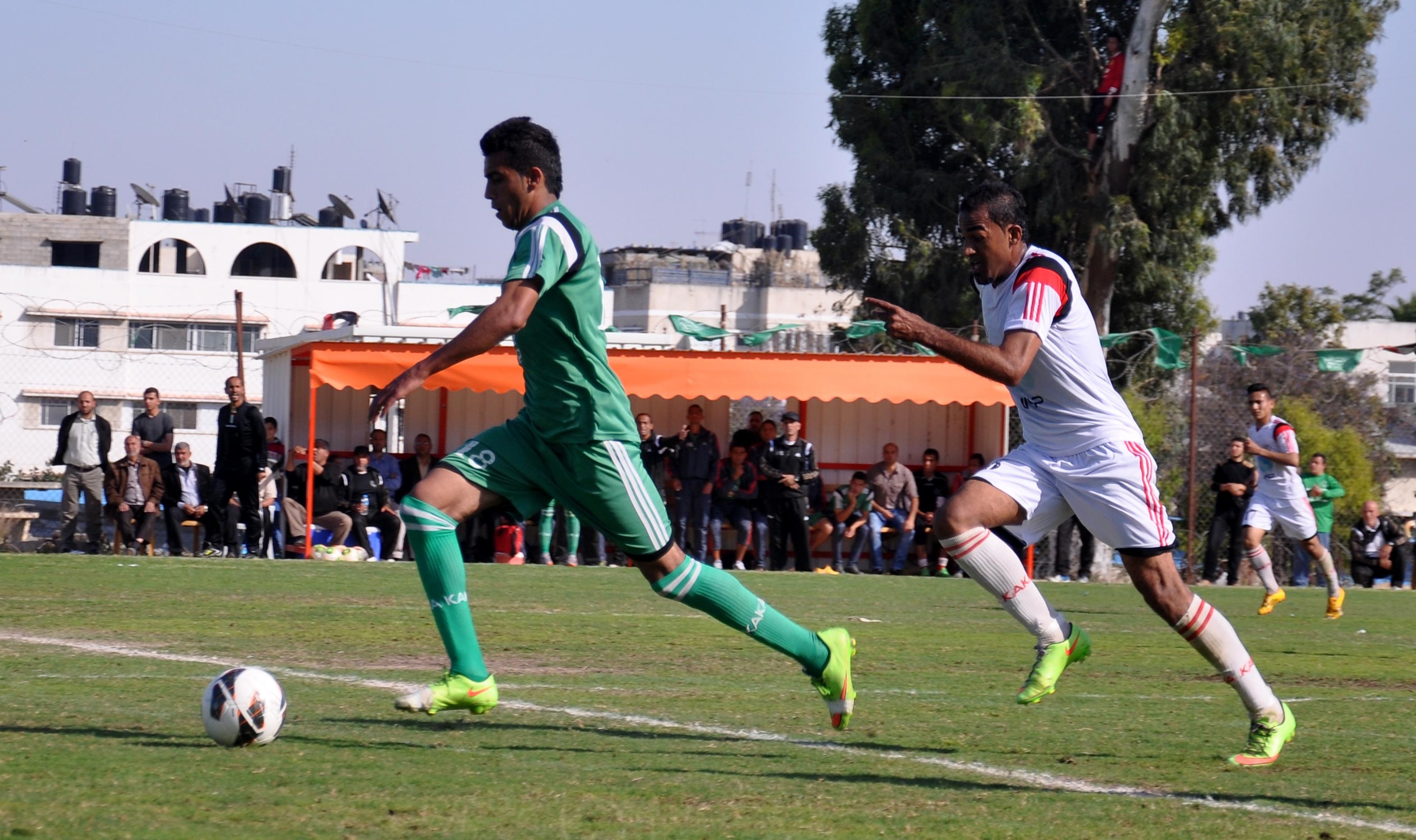 اتحاد الشجاعية وغزة الرياضي (7)
