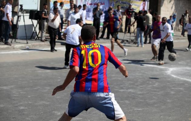 رياضة بغزة