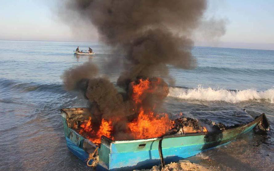 قارب زورق