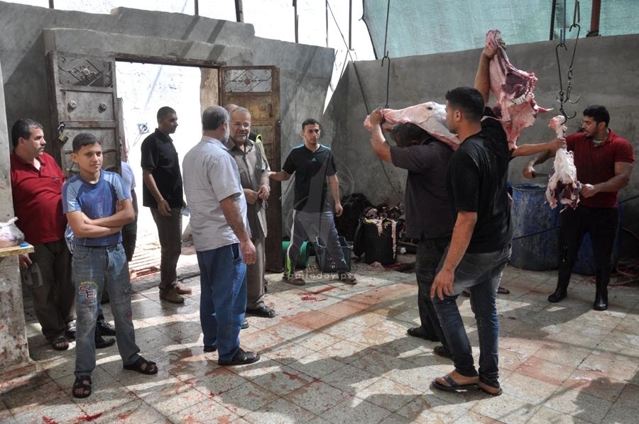 حملة بنيان مرصوص التى اطلقتها الجهاد الاسلامى فى العيد