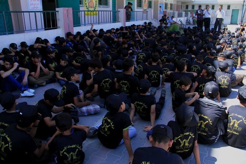 مخيمات كسر الصمت