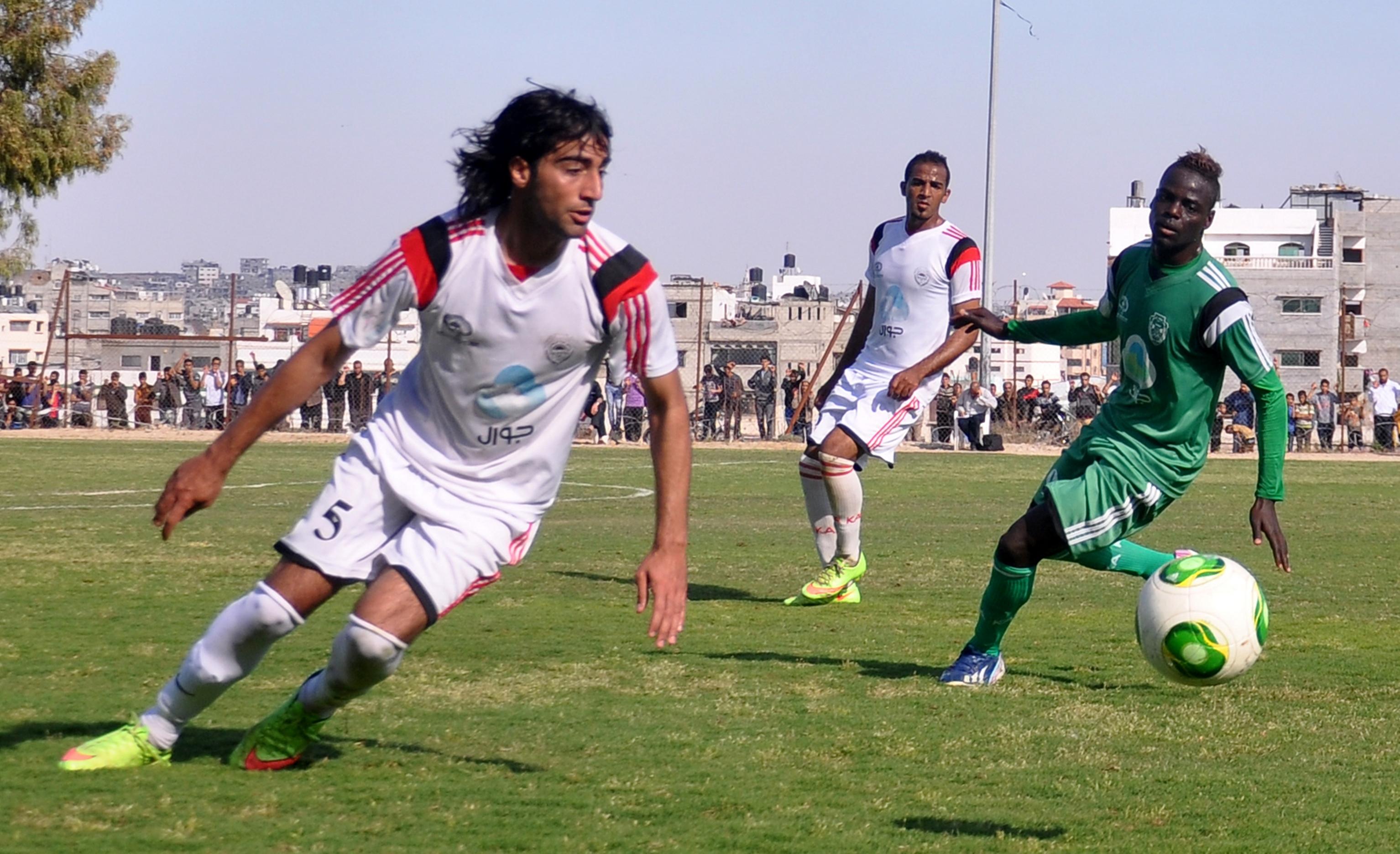 اتحاد الشجاعية وغزة الرياضي (8)