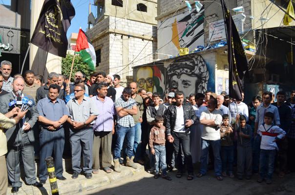 مسيرة للجهاد في لبنان
