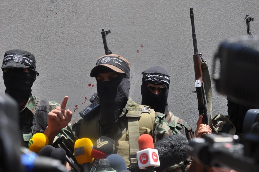 تشيع جثمان الشهيد العارور شمال قطاع غزة