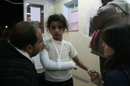 اصابات اطفال