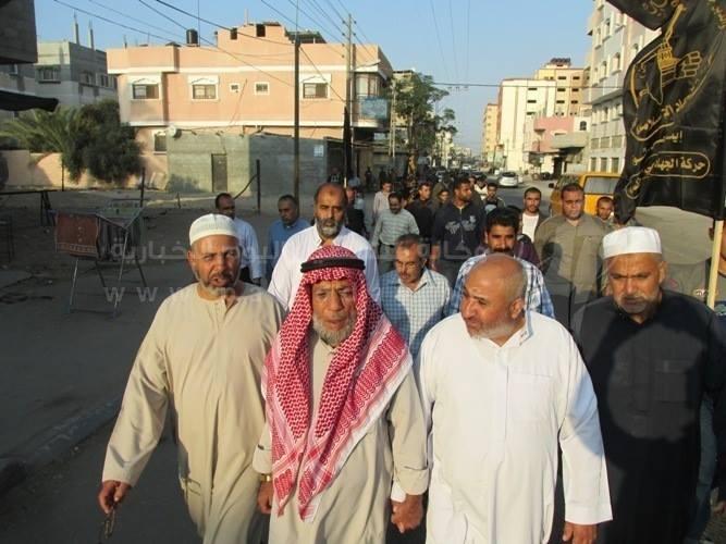 الجهاد الإسلامي منطقة الوسطى