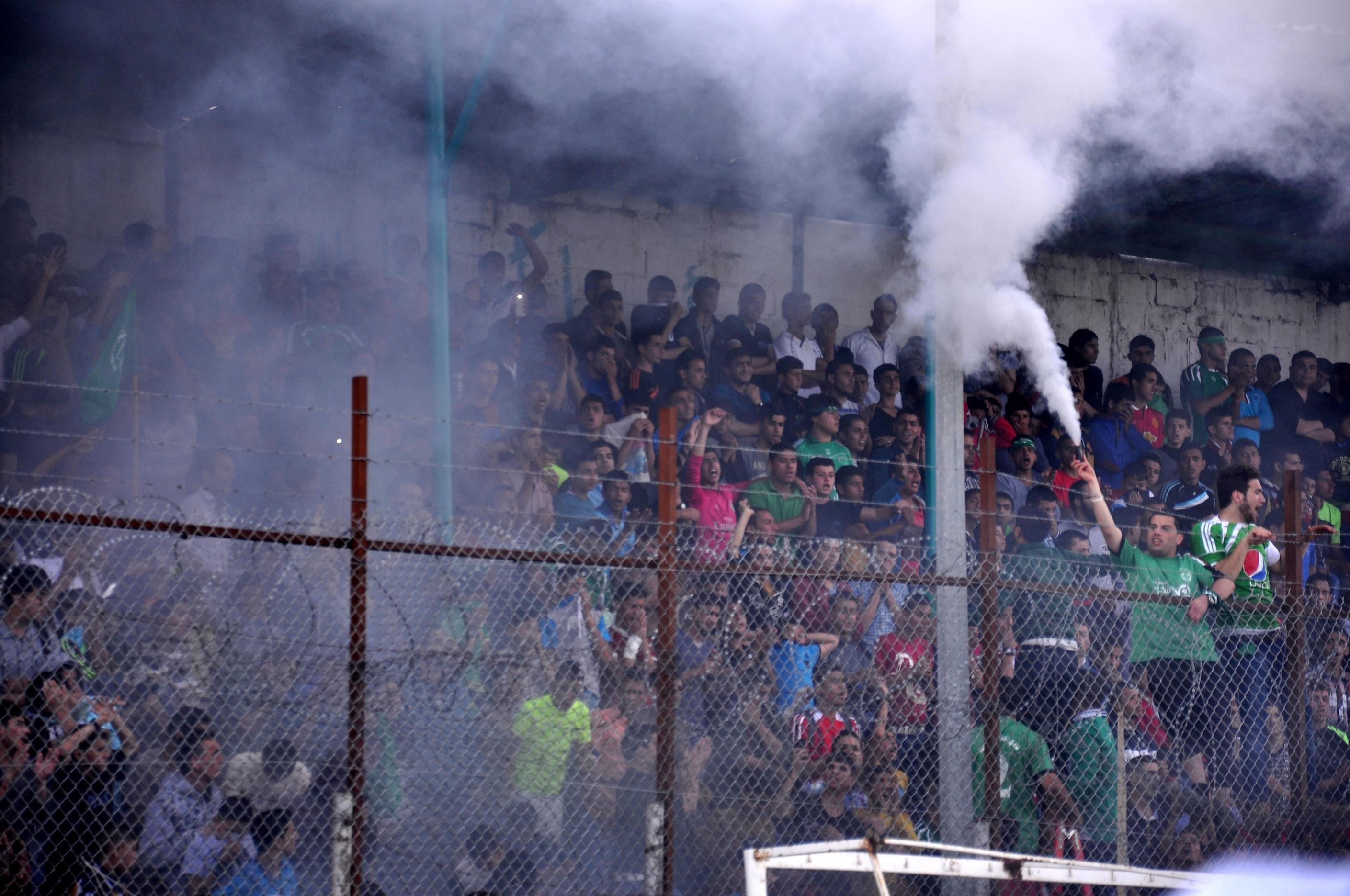 اتحاد الشجاعية وغزة الرياضي (13)