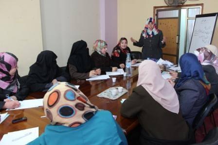 دورة لتخريج نساء مختارات