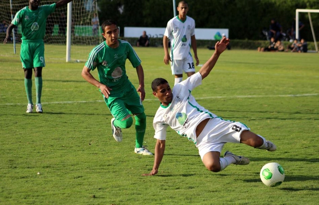 نهائي كأس غزة خدمات رفح واتحاد الشجاعية (3)