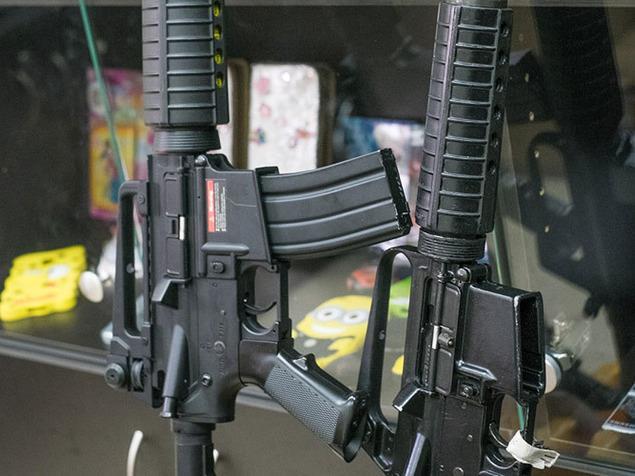 ضبط اسلحة
