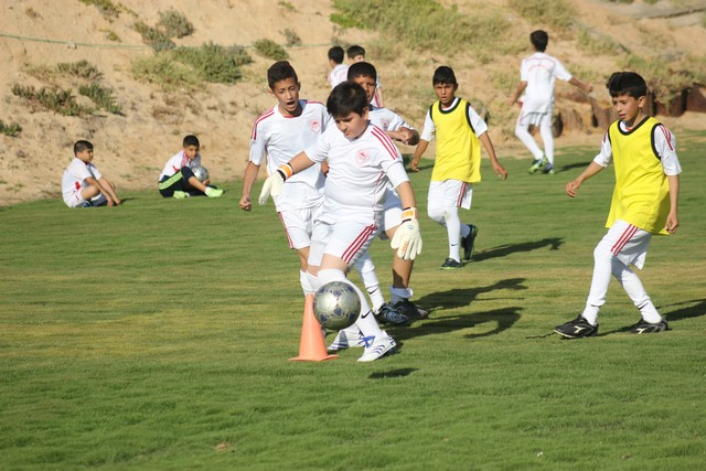 أكاديمية غزة الرياضي للناشئين (39)