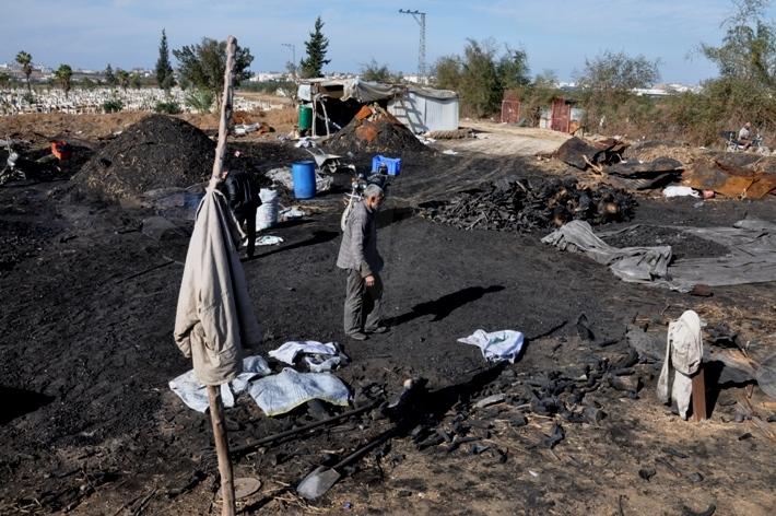 مفاحم غزة