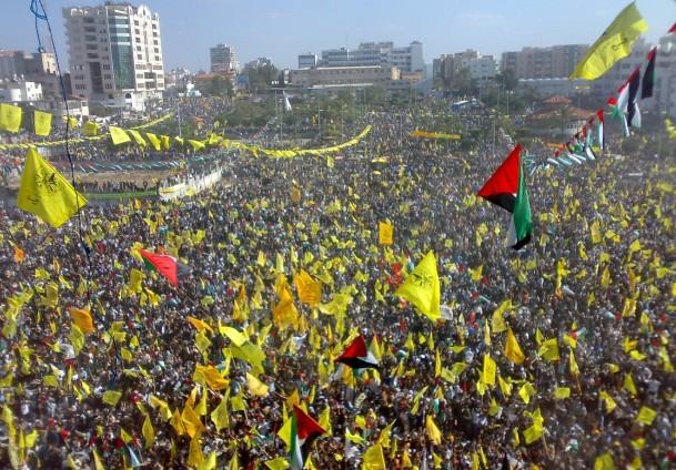 انطلاقة حركة التحرير الوطنى الفلسطيني