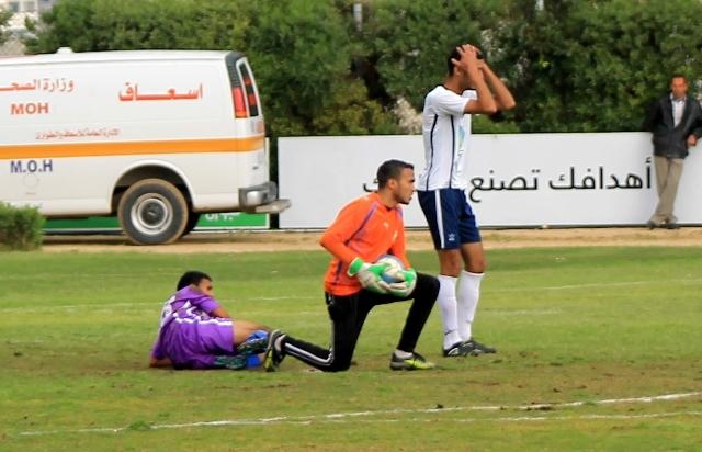 كأس غزة الهلال وخدمات الشاطئ