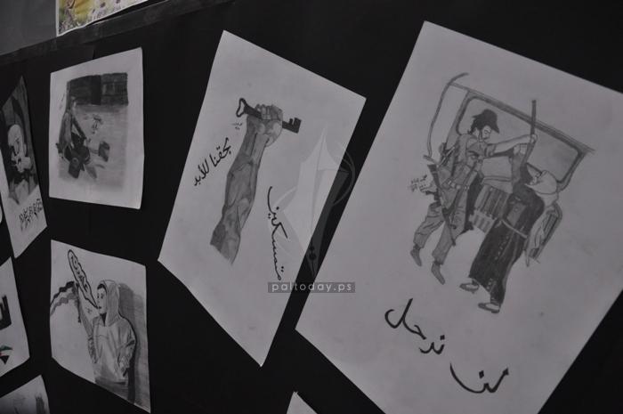 فنان تشكيلى محمد الدلو