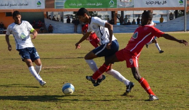 دوري جوال الهلال وغزة الرياضي (2)