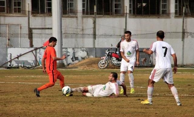 دوري جوال غزة الرياضي واتحاد خانيونس (10)