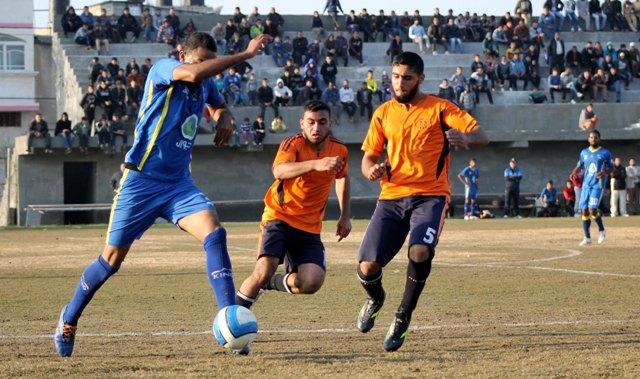 كأس غزة  شباب جباليا والتعاون (5).JPG