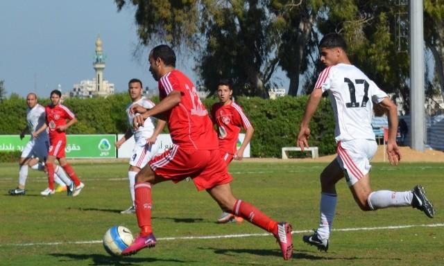 دوري جوال غزة الرياضي والأهلي