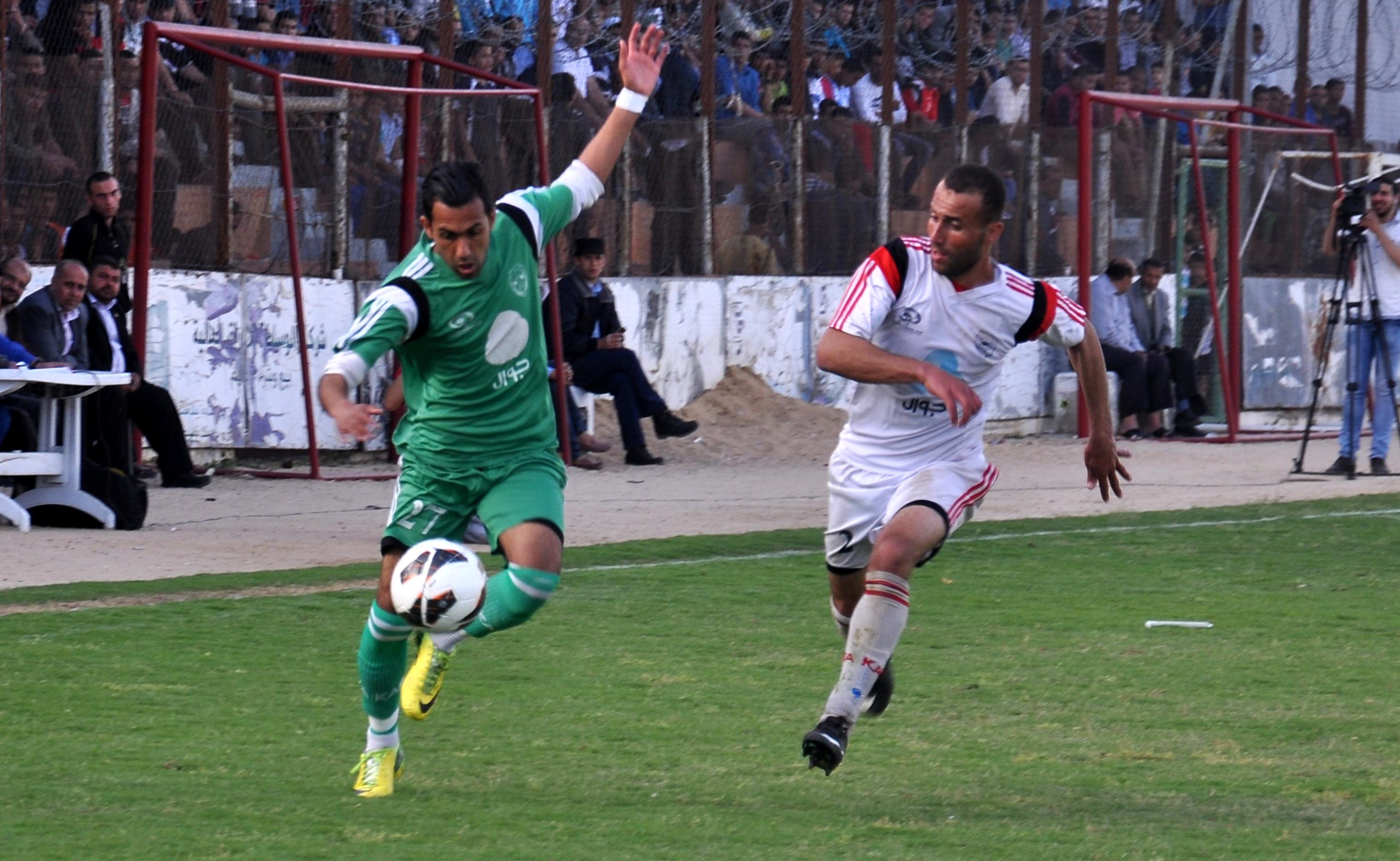 اتحاد الشجاعية وغزة الرياضي (17)