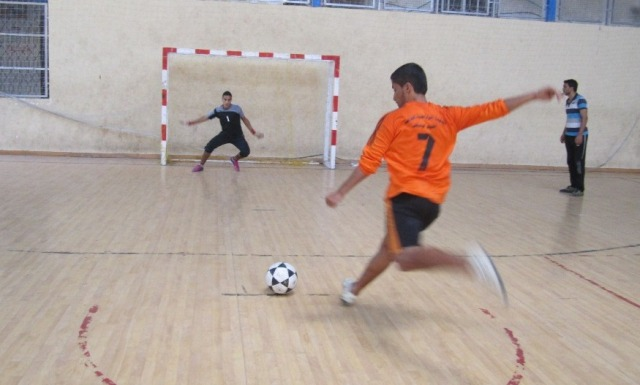 بطولة البنيان المرصوص لخماسيات كرة القدم