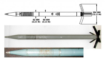 صاروخ c8k