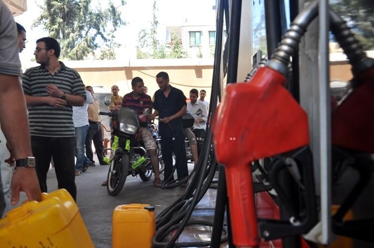 ازمة الغاز