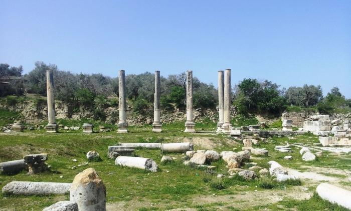 سبسطية التاريخية