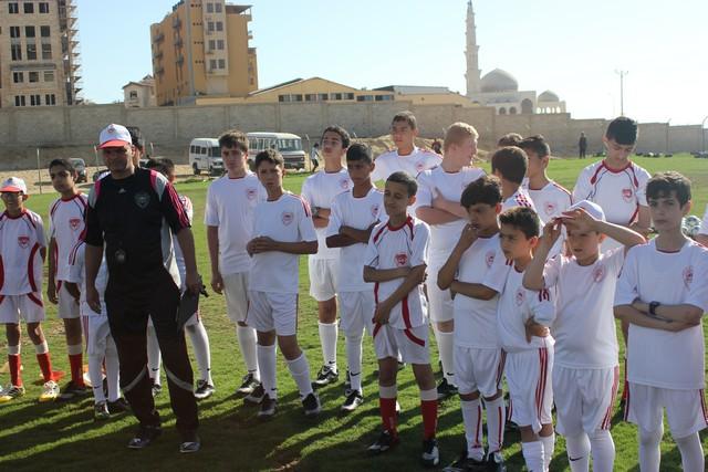 أكاديمية غزة الرياضي للناشئين (45)