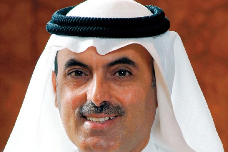 عبد الله بن أحمد الغرير وعائلته
