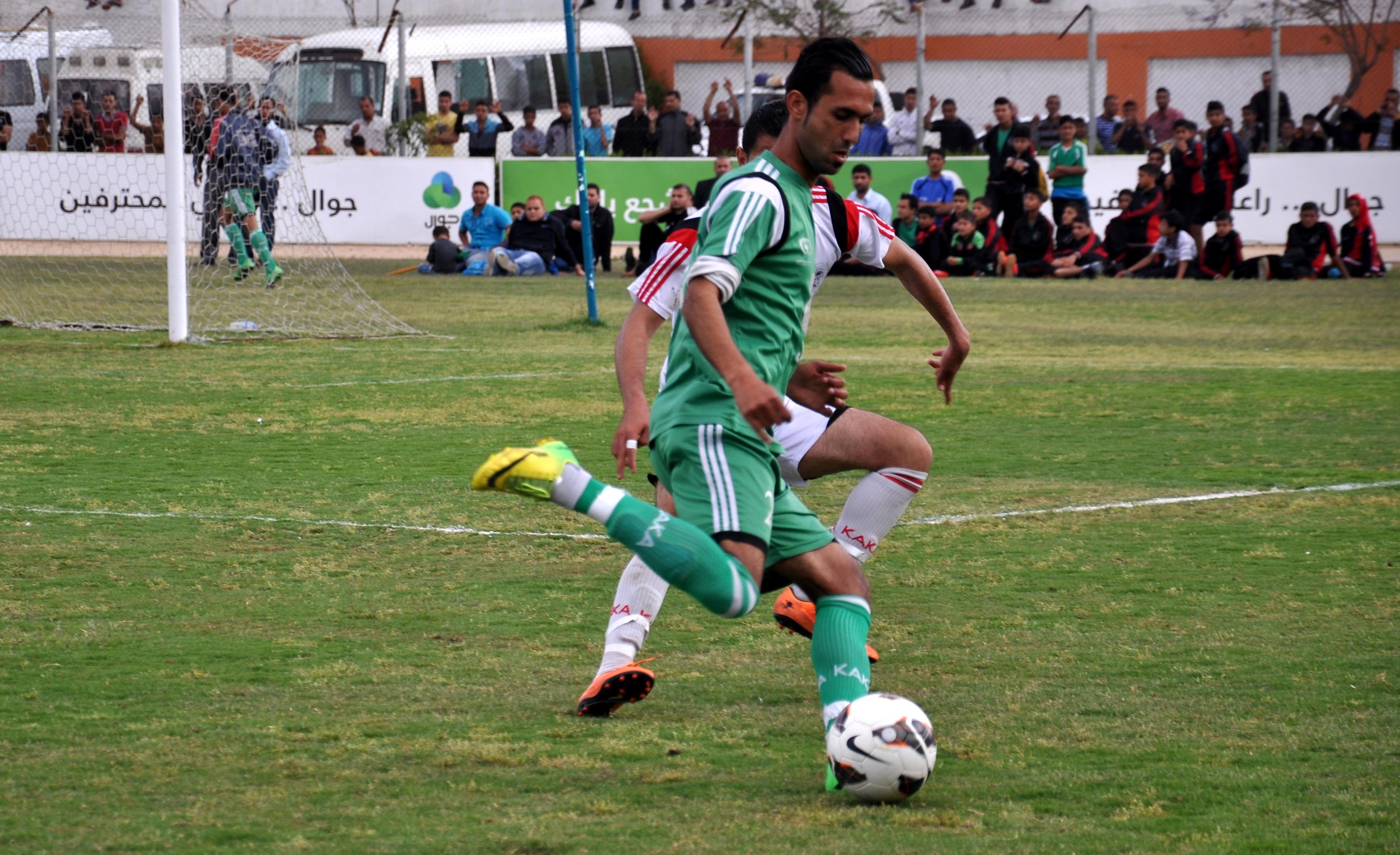 اتحاد الشجاعية وغزة الرياضي (16)