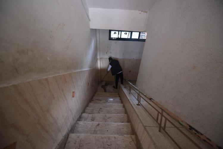 الجهاد تطلق حملة لتنظيف المستشفيات