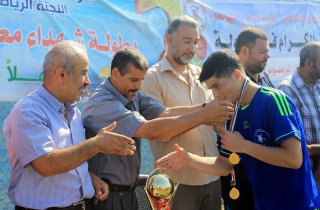 بطولة البنيان المرصوص لكرة القدم (9)
