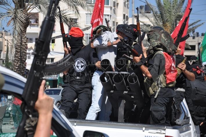 العرض العسكري لكتائب القسام المقاومة bceee07c8cfcf109759b