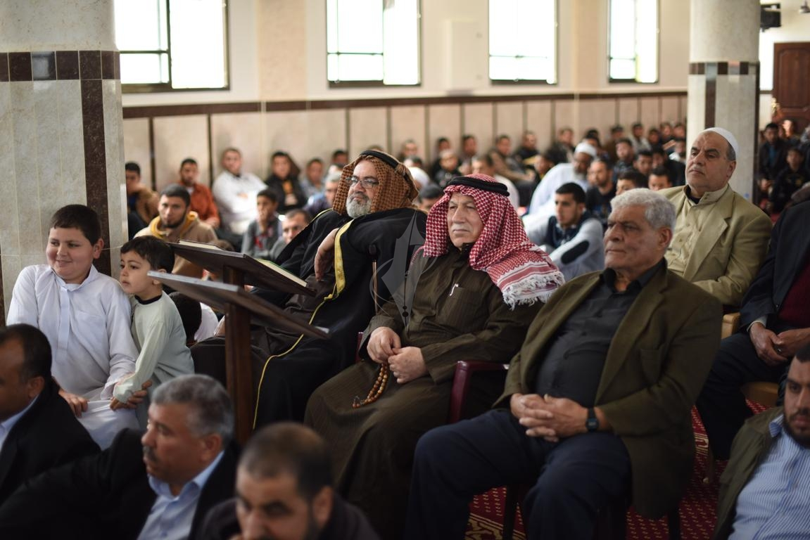 افتتاح مسجد القدس (4635324) 