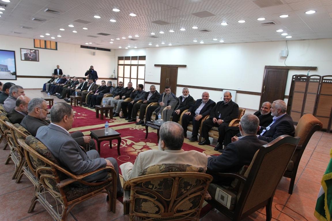 أجتماع قيادة الجهاد مع قيادة حماس  (263052934) 