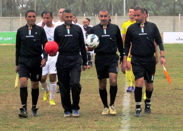 دوري جوال خدمات النصيرات وغزة الرياضي (1).JPG