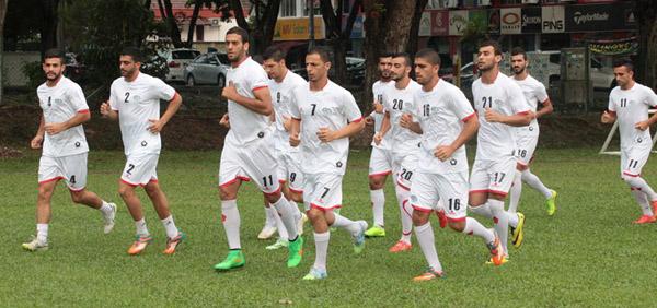 تدريبات المنتخب الوطني (5)
