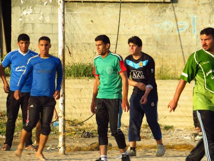 كرة قدم المساجد