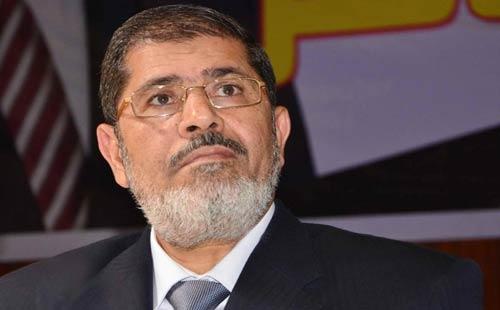 خبر عالمي مرسي: نحن في خندق واحد مع اخواننا الفلسطينيين ولن نقبل بأي ا