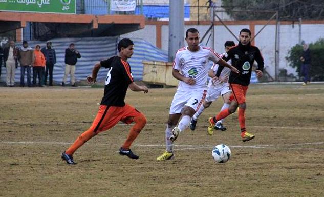 دوري جوال غزة الرياضي واتحاد خانيونس (4)